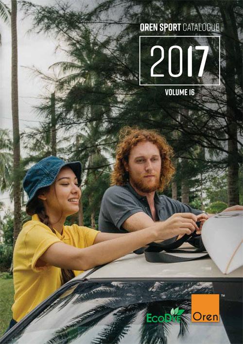 Oren Sport Catalogue 2017 malaysia